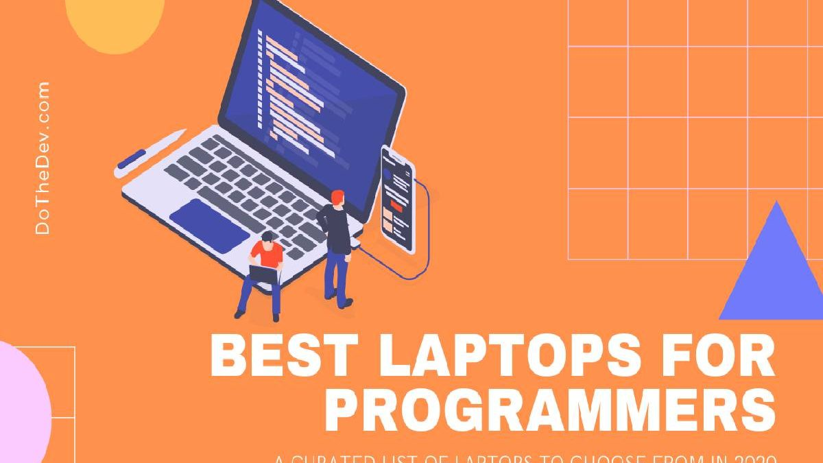 Laptops For Programming – Toshiba Tecra, Asus Chromebook Flip, Hp Specter X360, And More
