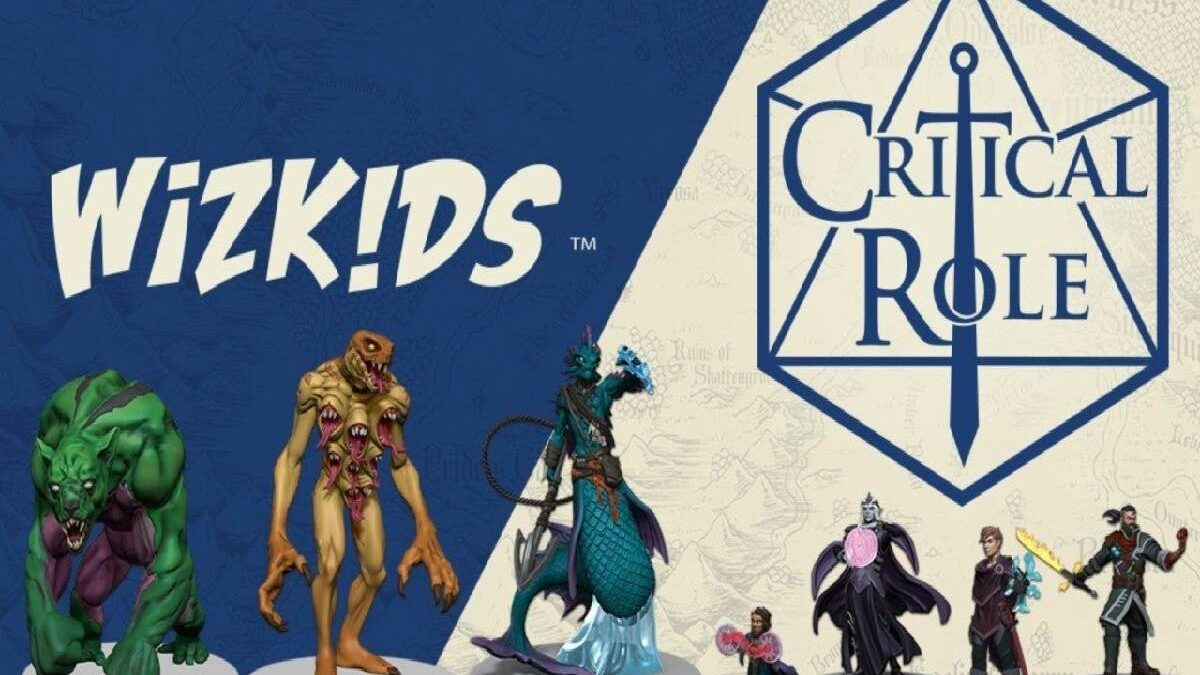 Critical Role-Playing Animated Series – About, Sinking, and More