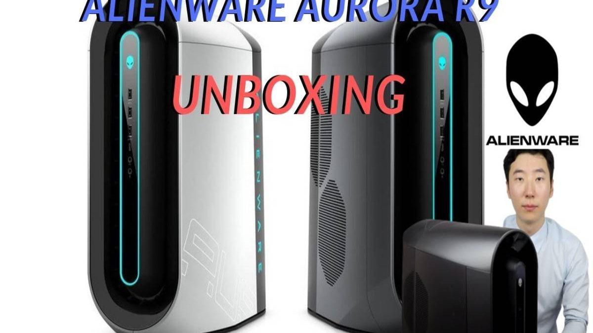 Alienware Aurora R9 – Design language, Intel Optane, Availability, and More