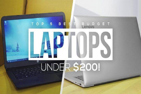 Best Laptops Under 200 euros