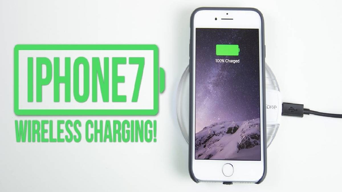 iPhone 7 Wireless charging – Tips, Qi technology, compatibility, and More