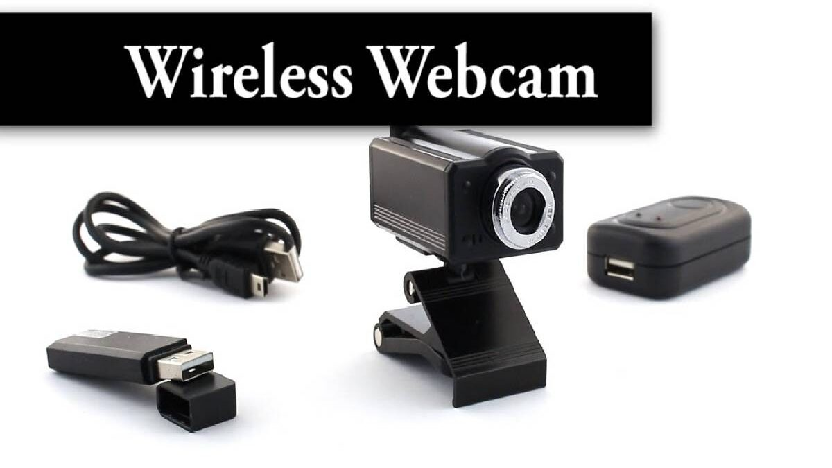 Wireless Webcam – Varifocal Lens USB Camera, PC Webcam, and More