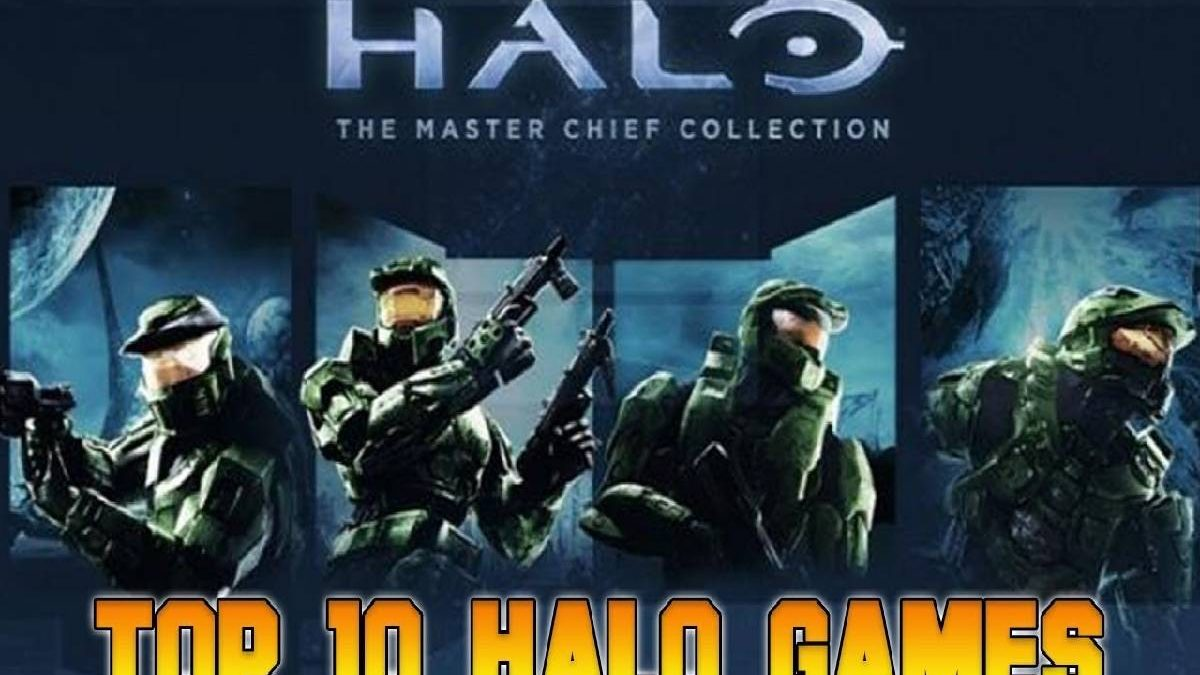 Best Halo Games – Top of the Best, Halo Wars 2, Definitive Edition, and More