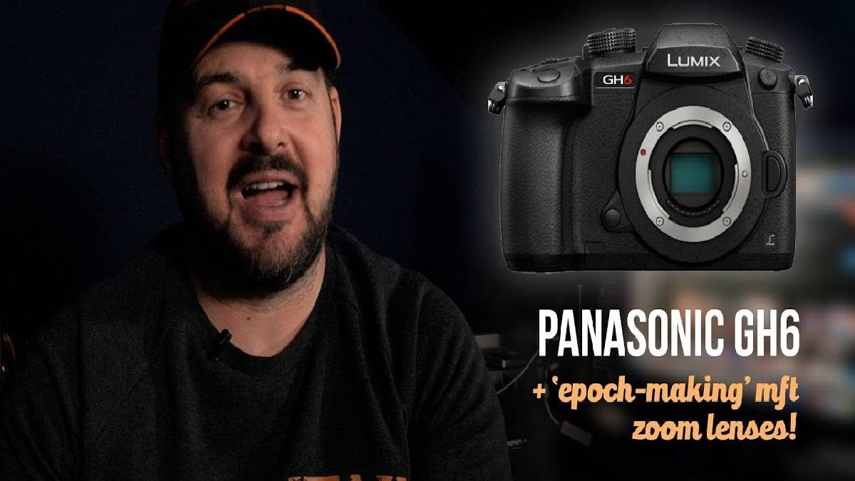 Panasonic GH6 – Three Models, Planned, a Sensor, and More