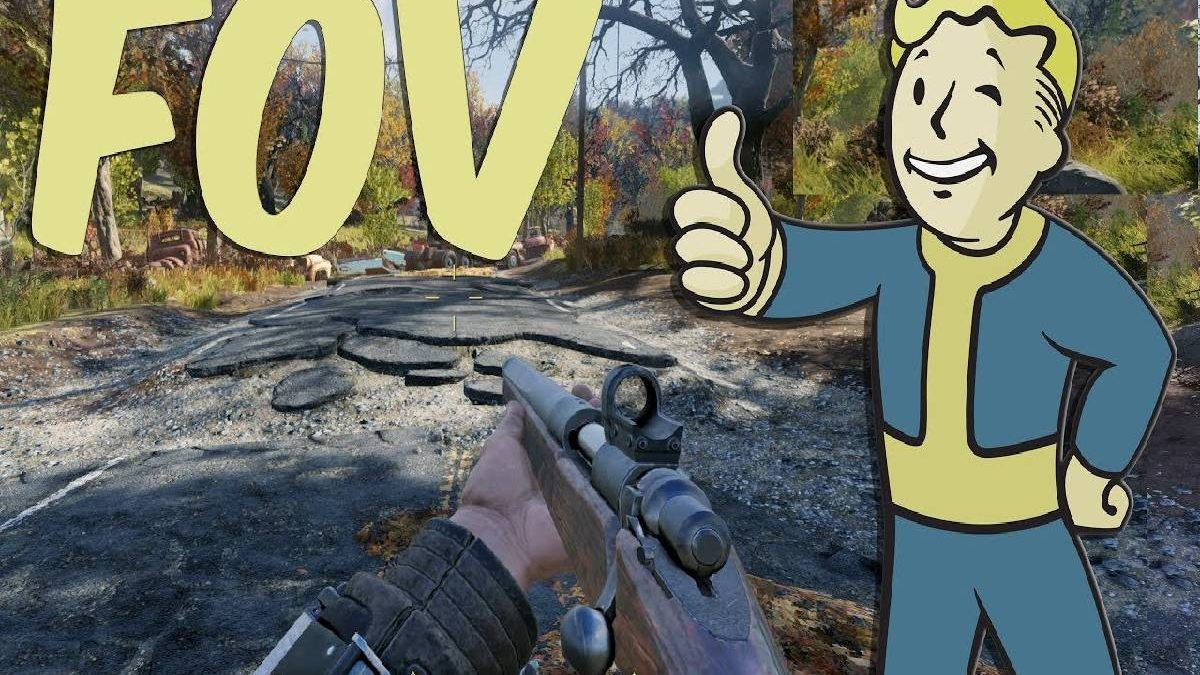 Fallout 76 FOV – Disable Depth of Field, Mouse Acceleration, and More