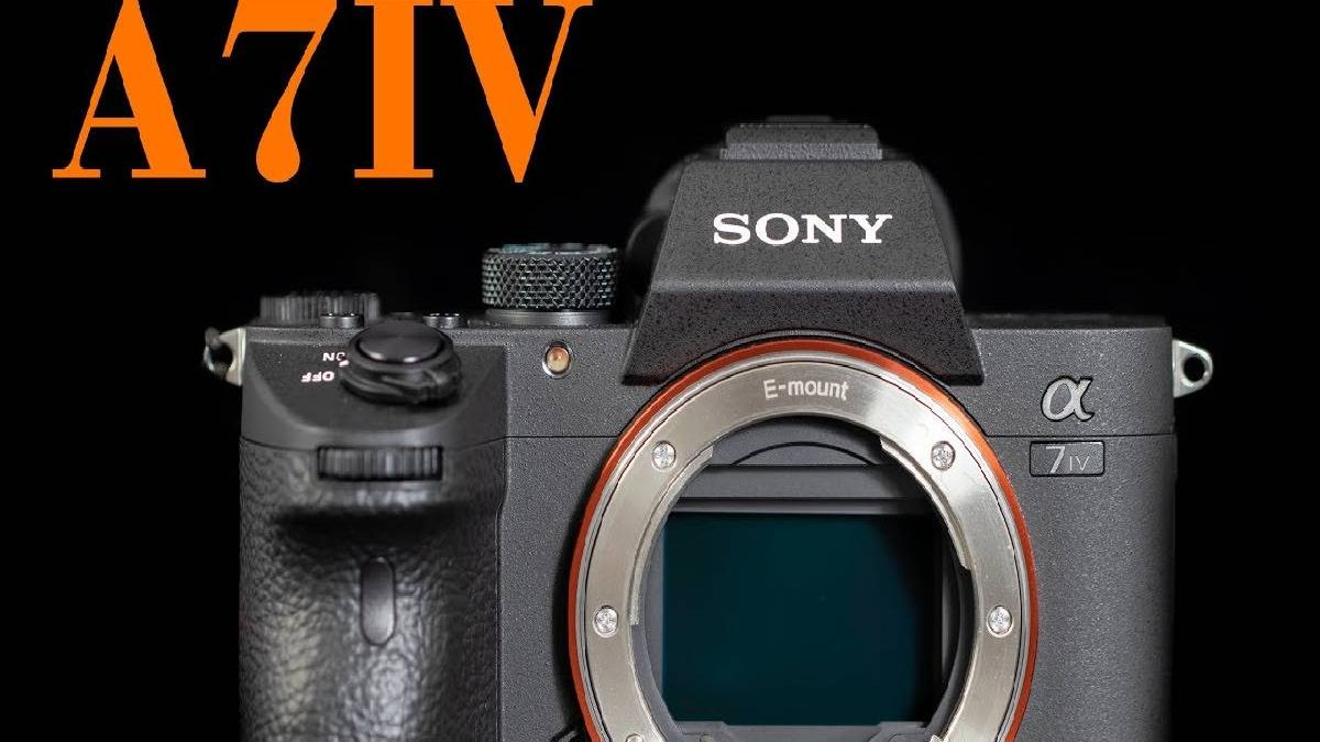 Sony a7IV – Features, Release Date, Launch, and More