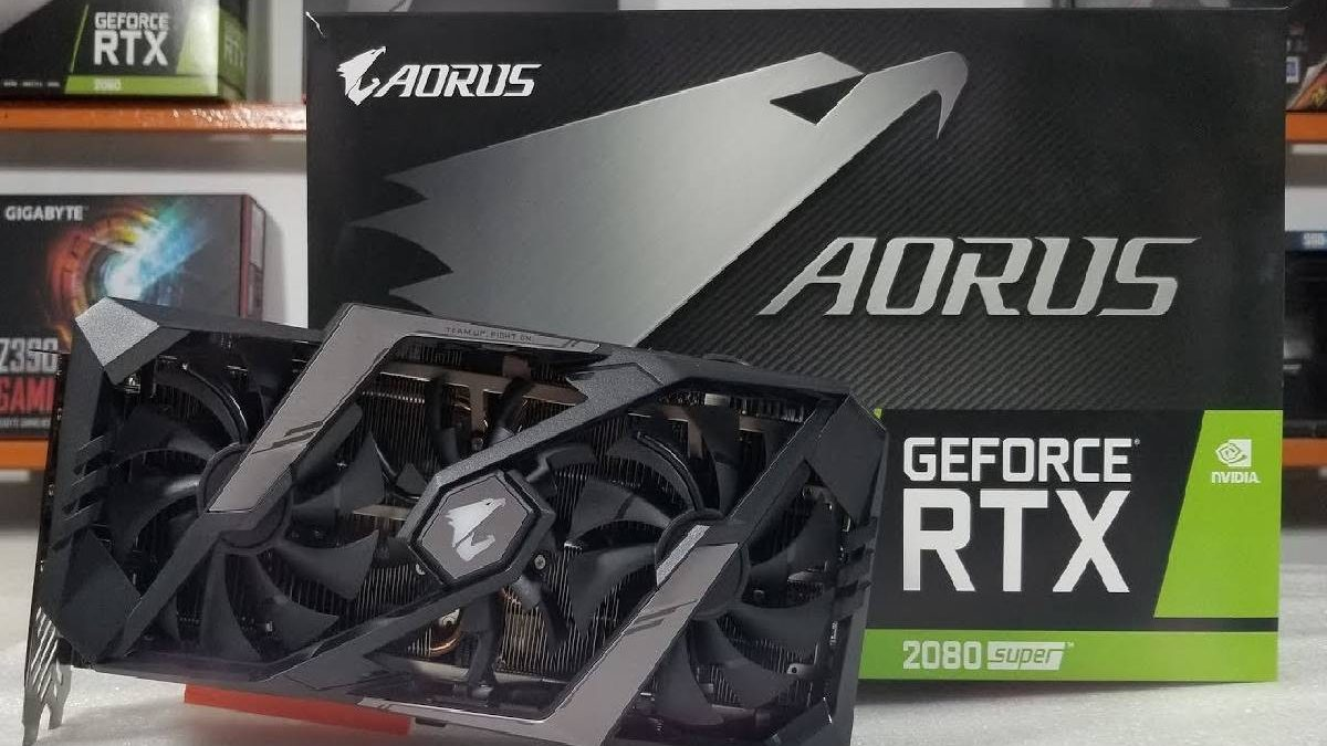 RTX 2080 Super – Characteristics, First Impressions, Founders Edition, and More