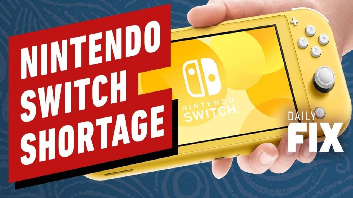 Nintendo SwitchShortage – Claims, Confirms, Affects, and More