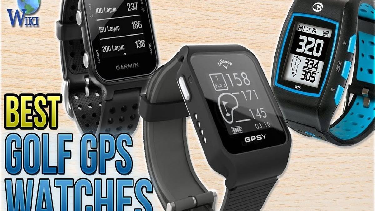 Best Golf Watch – Functionality, Battery, Design, And More