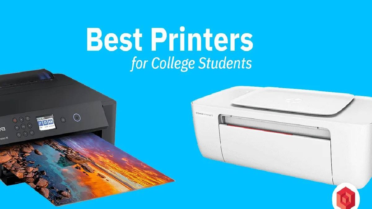 Best Printers for College Students – HP Envy, Epson Expression, Brother compact, and More