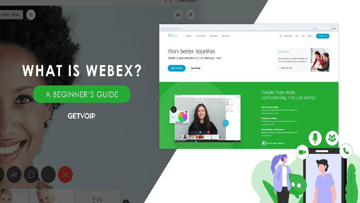 Five Novelties of Webex – New interface, GreaterMutecontrol, and More