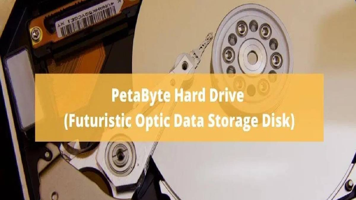 1 Petabyte Hard Drive – Very Fragile, Lot of Space, Forecast in Zettabytes, and More