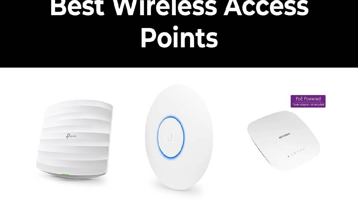 Best Wireless Access Point – Asus RT, TP-Link, D-Link DAP, and More