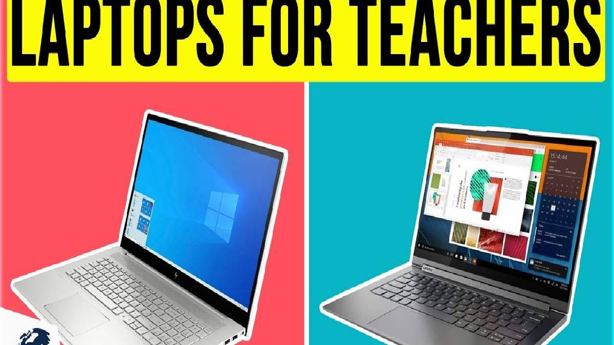 Best Laptops for Teachers – ASUS Chromebook, Apple MacBook Pro, and More