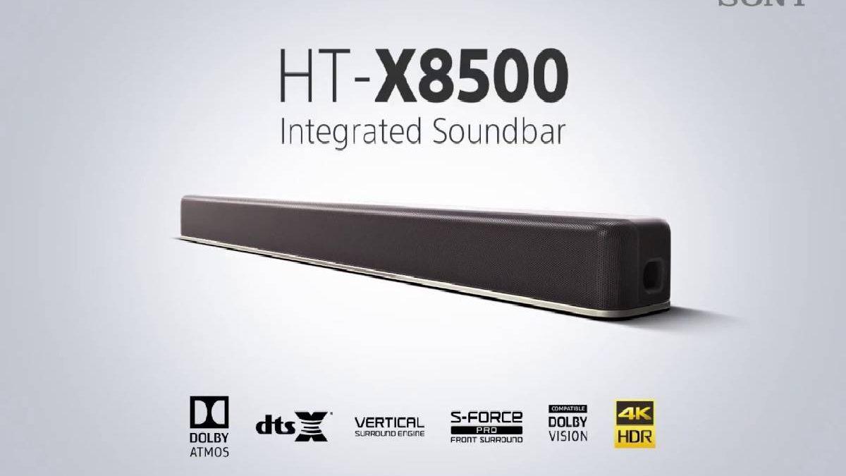 Sony Ht-X8500 Soundbar – Design, Performance, Verdict, and More