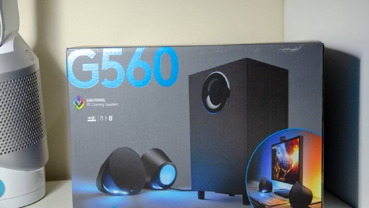Logitech G560 – Explains,Connection Options, Christmas Tree, and More