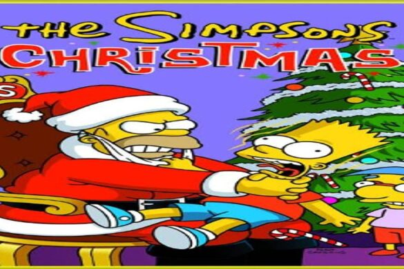 simpsons christmas episodes