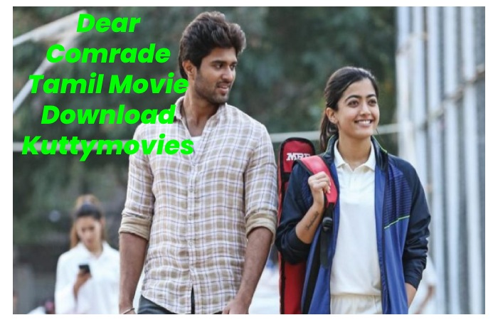 Dear Comrade Tamil Movie (1)