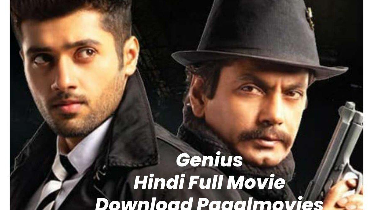 Genius Hindi Full HD Movie Download Pagalmovies, Filmyzilla vin