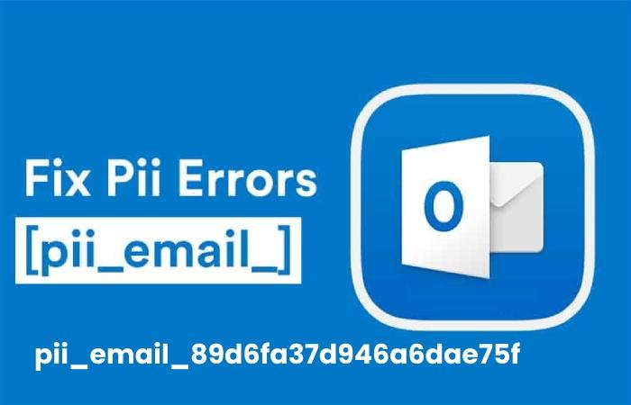 fix pii_email_89d6fa37d946a6dae75f