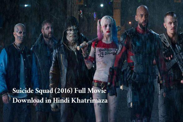 Suicide Squad Full Movie