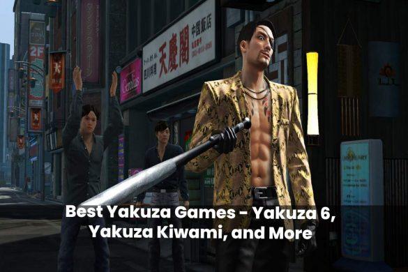 Best Yakuza Games (1)