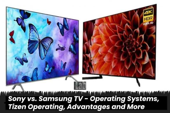 Sony vs. Samsung TV