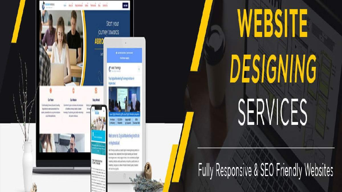 Reasons Why You Must Invest in a Web Design Service